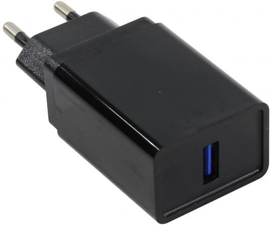 ORIENT QC-12V1B, Сетевое зарядное устройство с функцией быстрой зарядки, поддержка Quick Charge 3.0, orient qc 12v1b сетевое зарядное устройство с функцией быстрой зарядки поддержка quick charge 3 0