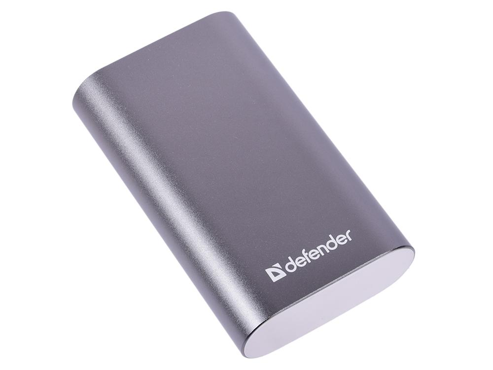 лучшая цена Внешний аккумулятор Defender Lavita 4000B 1 USB, 4000 mAh, 2.1A