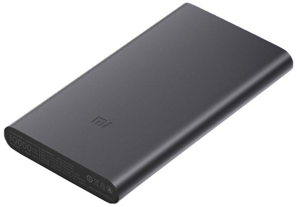 Внешний аккумулятор Xiaomi Mi Power Bank 2S 10000 мА·ч Black (PLM09ZM) цена