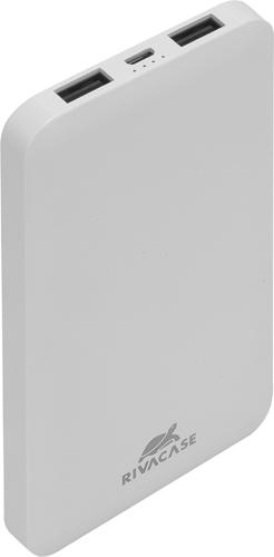 Внешний аккумулятор RIVAPOWER VA2005 (5000mAh) аккумулятор aukey aipower pb n41 5000mah llts104372