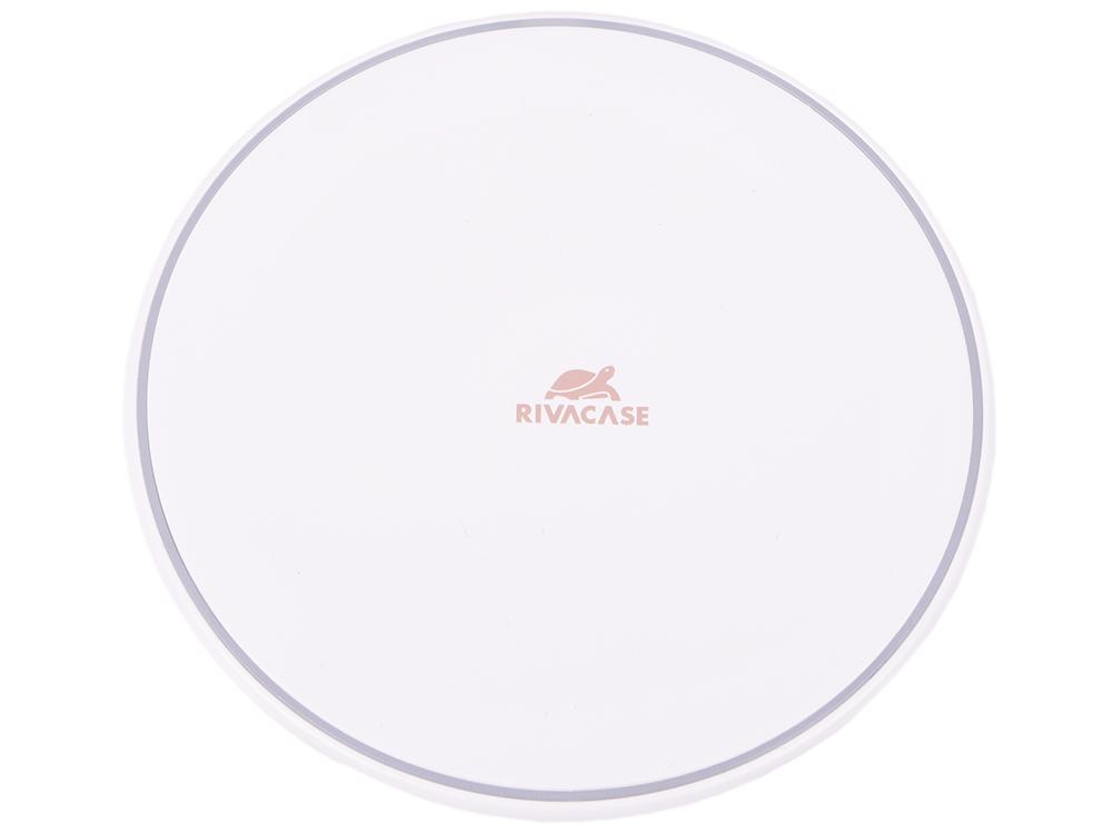 Беспроводное зарядное устройство RIVAPOWER VA4912 белое 10W футболка wearcraft premium printio футболка