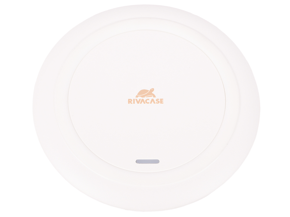 Фото - Беспроводное зарядное устройство RIVACASE VA4914 WD1 белое 10W + СЗУ зарядное