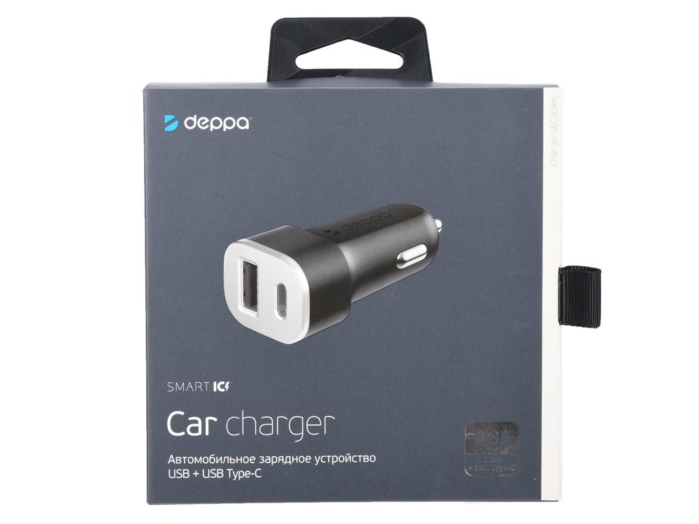 Фото - Deppa car holder crab iq for smart phone 4 6 5 deppa