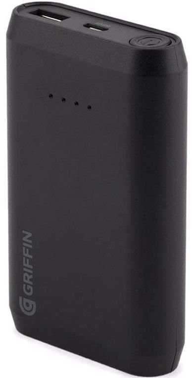 Внешний аккумулятор Griffin Reserve Power Bank, 10000mAh - Black аккумулятор hiper power bank rp10000 10000mah black