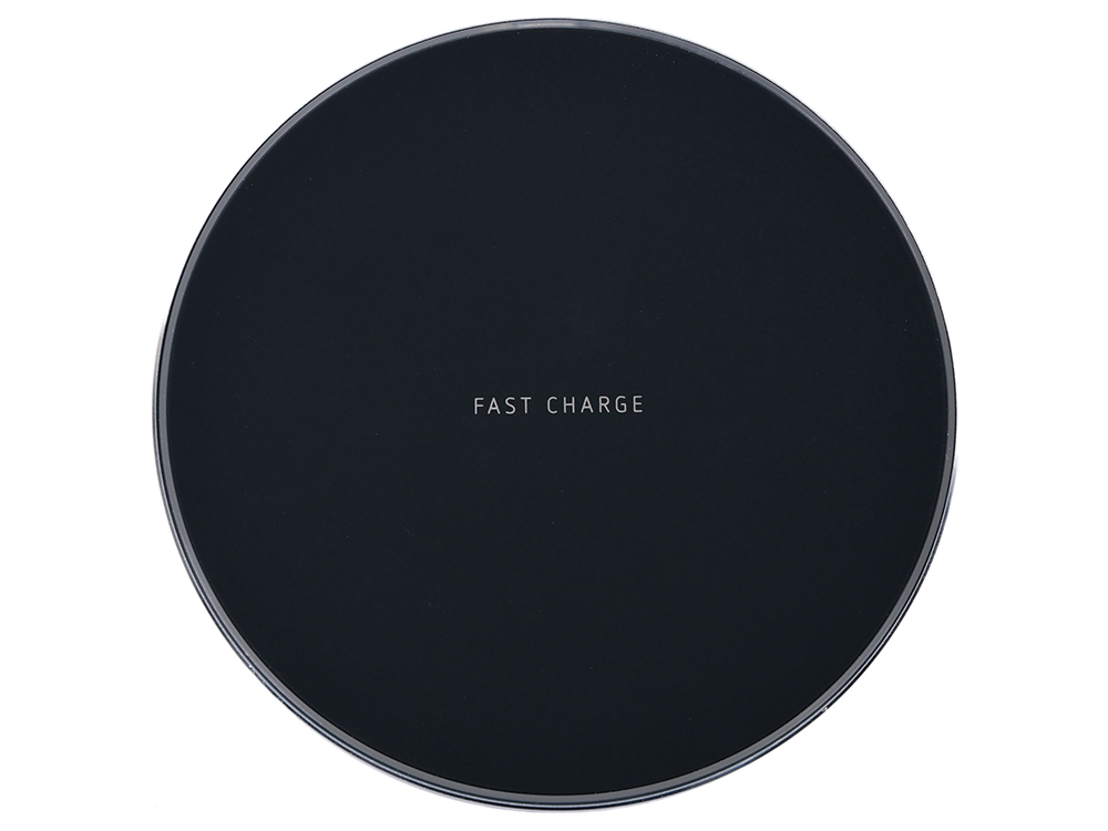 Беспроводное зарядное устройство LAB.C Wireless Fast Charging Pad. Цвет черный. t35 qi wireless charging charger pad for lg e960 google nexus 4 2g nokia lumia 920 white