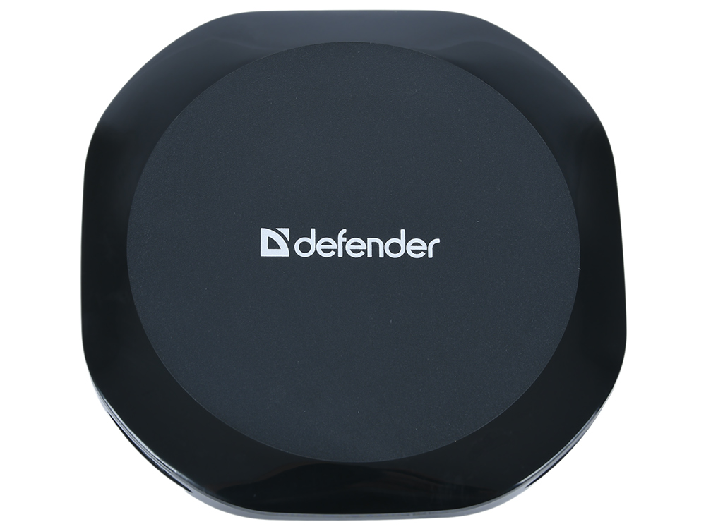 Фото - Зарядное устройство Defender WPL-02Q беспроводное, 5/7.5/10W беспроводное зарядное устройство vcom cad m162