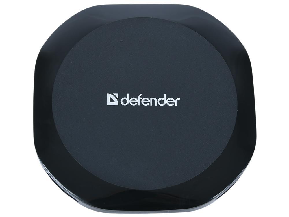 Фото - Зарядное устройство Defender WPL-02Q беспроводное, 5/7.5/10W беспроводное зарядное устройство jia ming wx1 4605180034195 белый