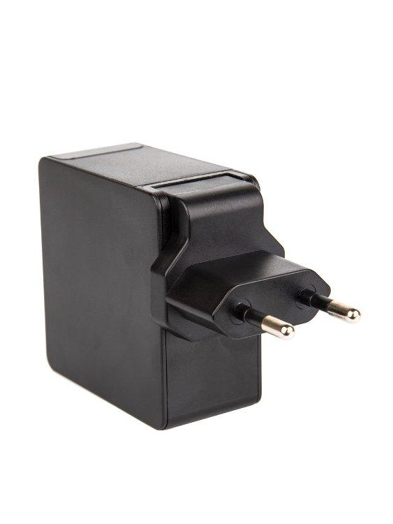 Фото - Зарядное устройство VCOM CA-M041 PD, USB, IC, Quick Charge 3.0 10pcs lot pic16f877 20 l pic16f877 plcc original electronic ic kit in stock