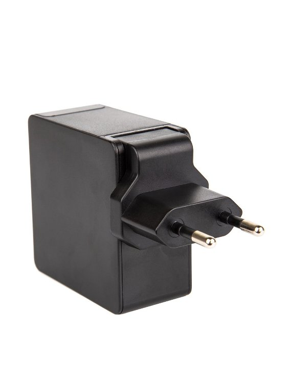 лучшая цена Зарядное устройство VCOM CA-M041 PD, USB, IC, Quick Charge 3.0