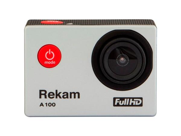 Фото - Rekam видеокамера rekam xproof dvc 380