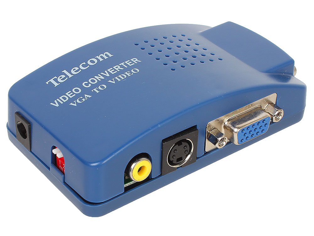 Конвертер VGA =) AV Telecom (TTC4030)