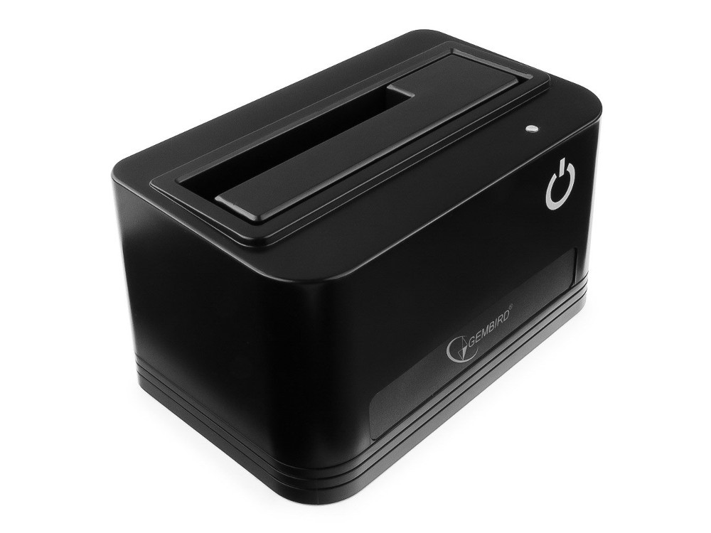 Докстанция 2.5/3.5 Gembird HD32-U3S-4,черный, USB 3.0, SATA, HDD/SSD sata usb 3 0 hard disk duplicator harddisk holder 3 0 hdd enclosure offline clone copy