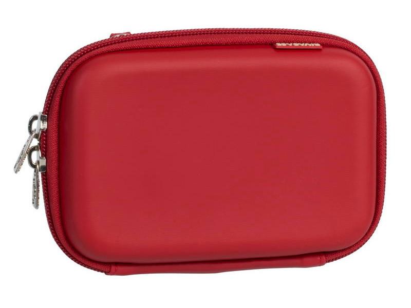 Чехол для HDD Case Riva 9101 (PU) red riva