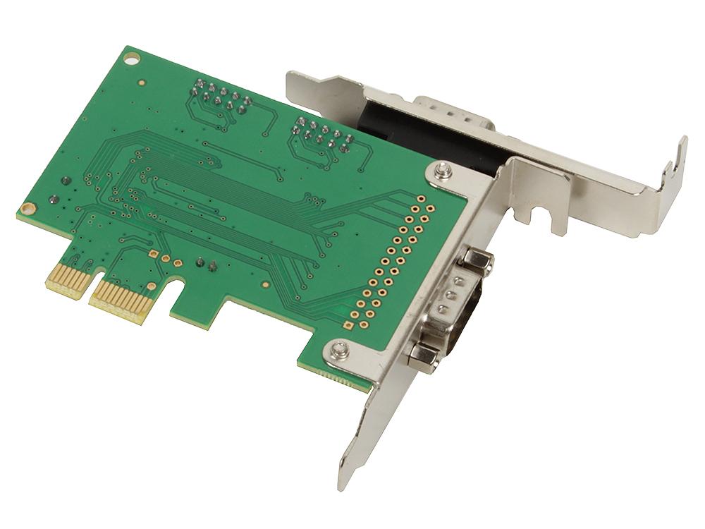 Контроллер Orient XWT-PE2SLP (PCI-E to COM 2-port (WCH CH382) Low Profile) OEM цена