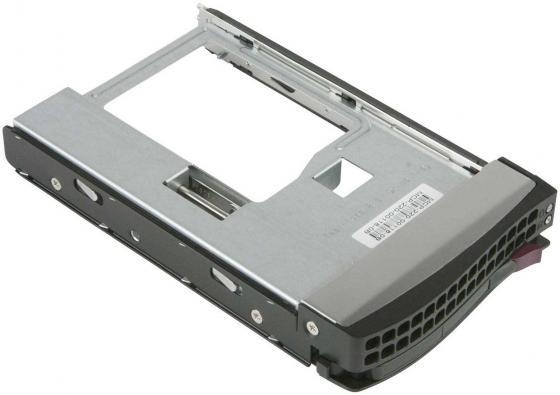 Салазки Supermicro MCP-220-00118-0B для установки дисков 2.5 в 3,5 отсеки цена