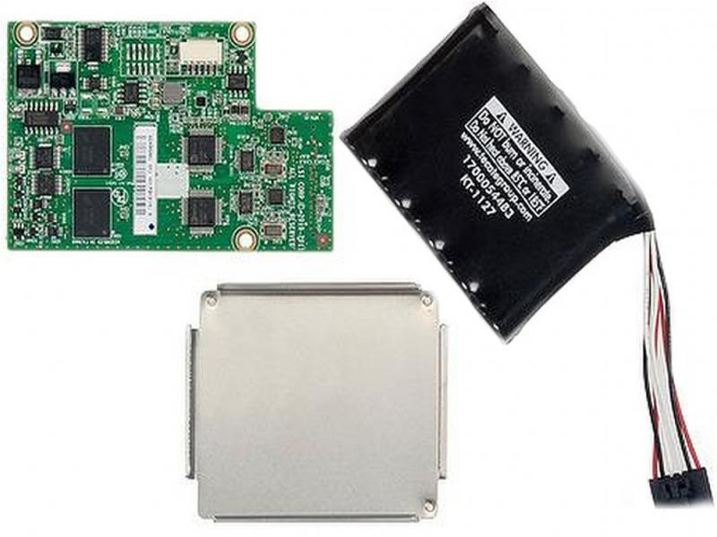 Модуль флэш-памяти SuperMicro BTR-TFM8G-LSICVM02 - CacheVault for Controllers LSI 9361/9380 Series цена и фото