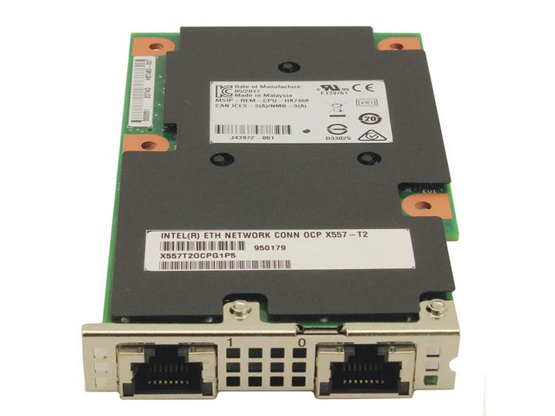 лучшая цена Сетевая карта Intel X557T2OCPG1P5 (X557T2OCPG1P5 950179) 10 Гб/с RJ-45 2-port