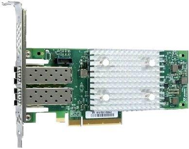 лучшая цена HBA-адаптер Dell QLogic 2692 Dual Port (403-BBMU) 16Gb Fibre Channel, Full Height