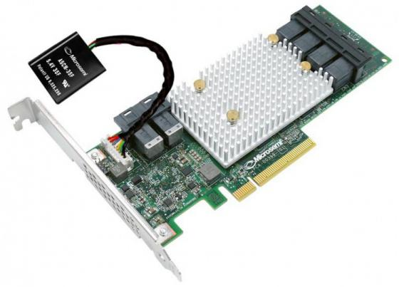 Контроллер Microsemi Adaptec SmartRAID 3154-24i Single,24 internal ports,PCIe Gen3 ,x8,4 GB DDR4,RAID 0/1/10,RA microsemi adaptec smartraid 3154 8i single 8 internal port pcie gen3 x8 4 gb ddr4 raid 0 1 10 raid 5 6 50 60 flexconfig maxcache 4 0