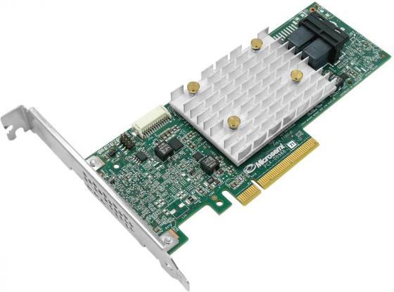 лучшая цена Контроллер Microsemi Adaptec HBA 1100-8i Single,8 internal ports,PCIe Gen3,x8,,,,FlexConfig