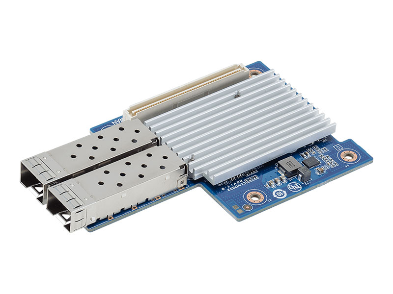 Сетевая карта Gigabyte Intel 82599ES (CLNO832) OCP type 10Gb/s 2-port LAN Card