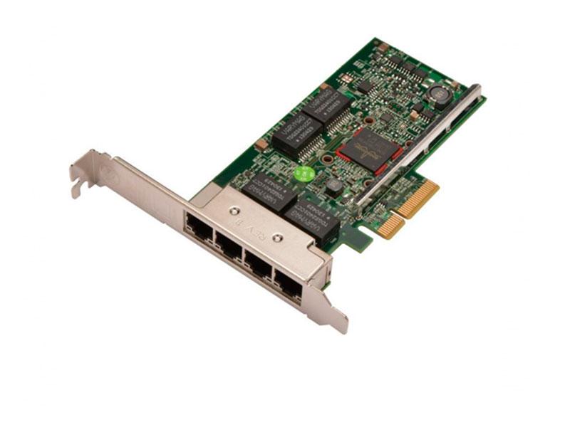 Сетевая карта Dell Broadcom 5719 QP 1Gb Full Height