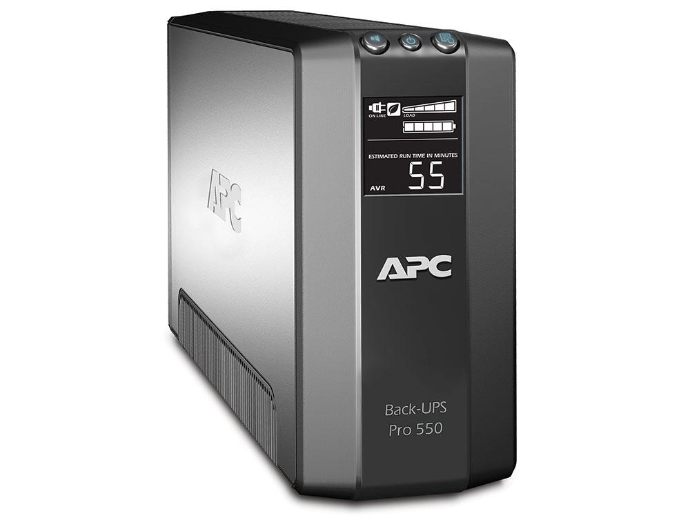 цена на ИБП APC BR550GI Back-UPS Pro 550VA/330W (6 IEC)
