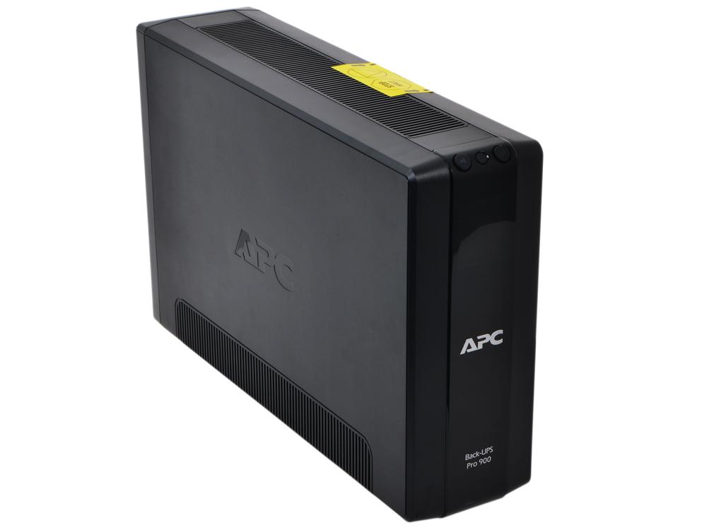 ИБП APC BR900GI Power-Saving Back-UPS Pro 900VA/540W цена