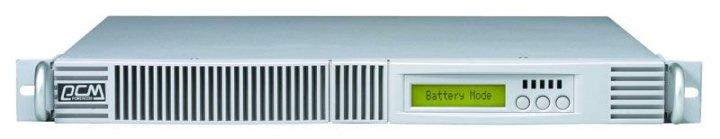 ИБП Powercom Vanguard VGD-1000 RM 1U 1000 ВА, 700 Вт цена и фото