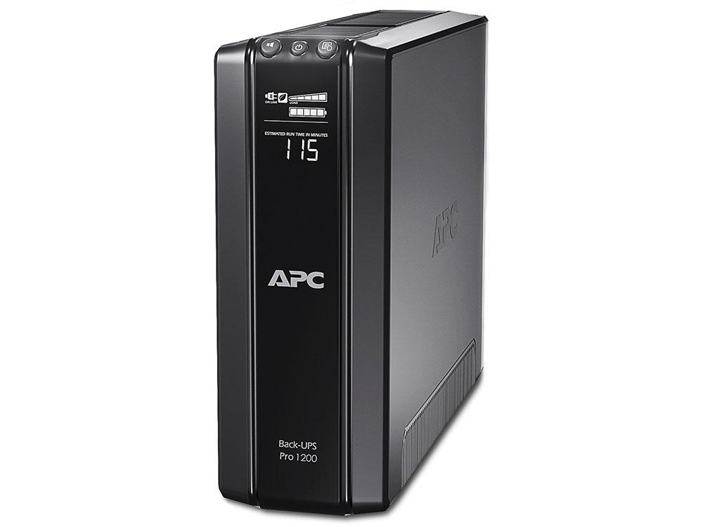 цена на ИБП APC BR1200G-RS Back-UPS Pro 1200VA/720W (6 Schuko)