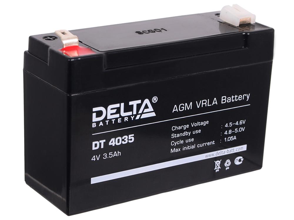 DT 4035 батарея delta dt 6012