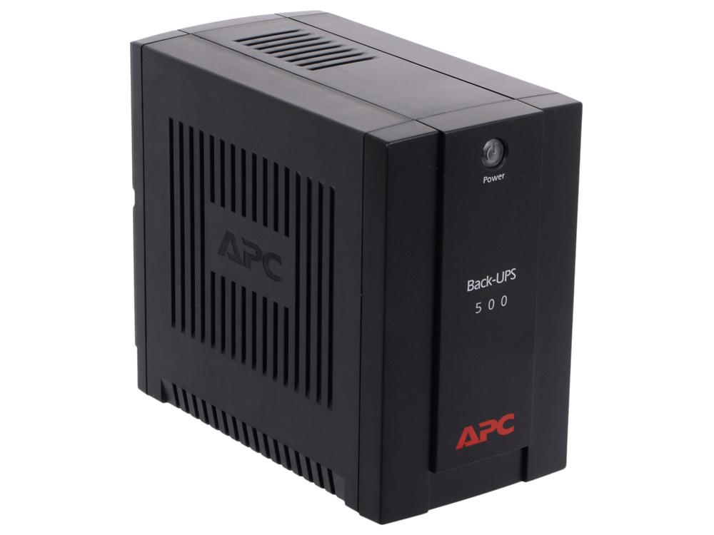цена ИБП APC BX500CI Back-UPS 500VA/300W (3 IEC)
