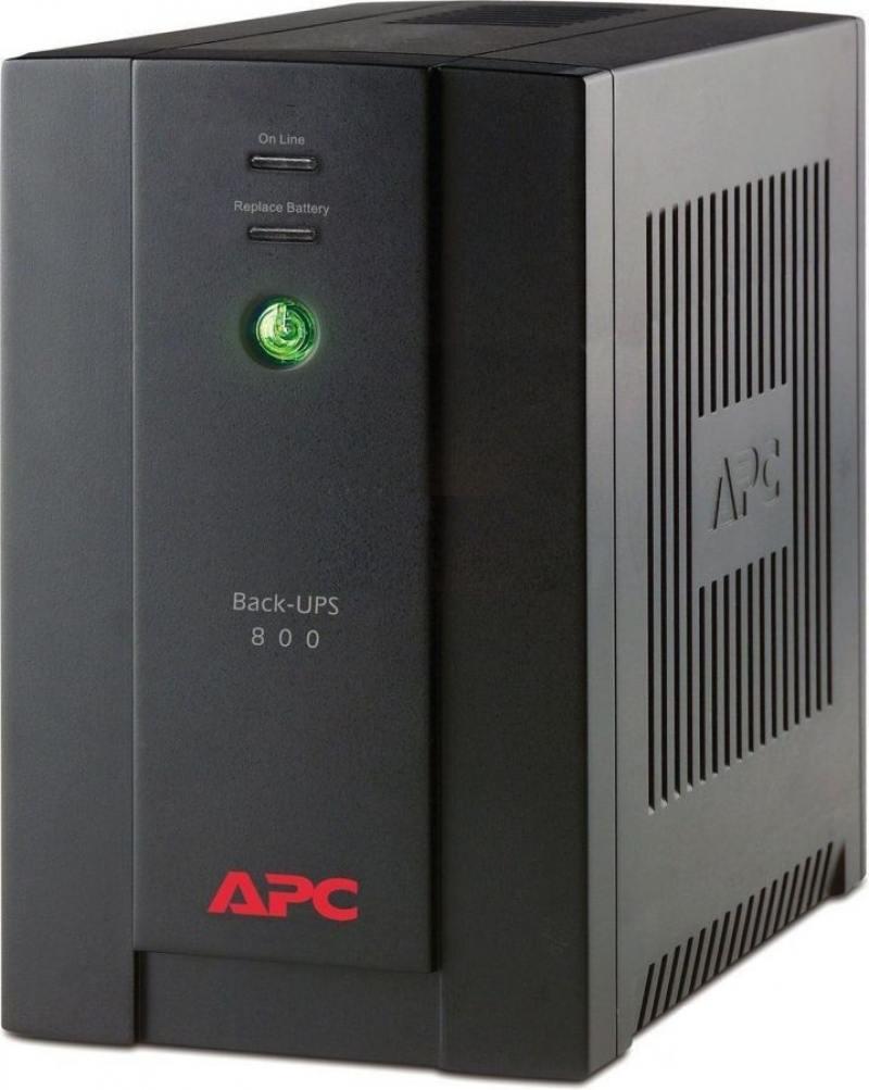 ИБП APC BACK 800VA BX800LI ибп cyberpower 800va value800ei b