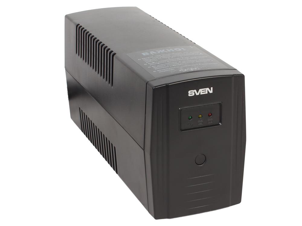 ИБП SVEN Pro 400 400VA/240W (2 EURO) ибп sven pro 650