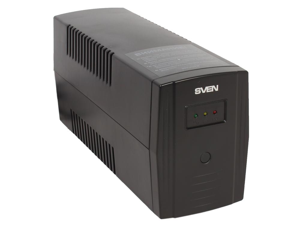 ИБП SVEN Pro 800 800VA/480W (2 EURO)