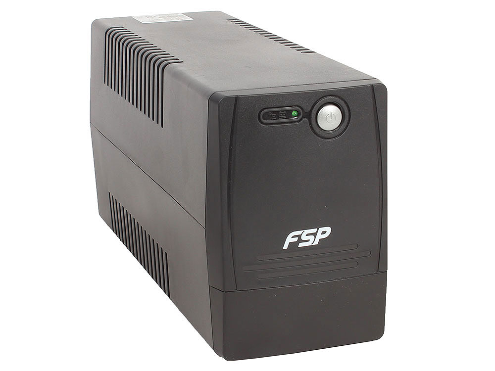 ИБП FSP DP 650 650VA/360W (4 IEC) ибп ippon back basic 650 650va 360w rj 11 usb 3 iec
