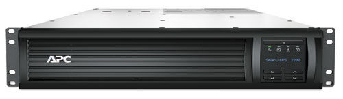 ИБП APC SMT2200RMI2UNC Smart-UPS 2200 VA/1980W (9 IEC) ибп apc smart ups smx1000i