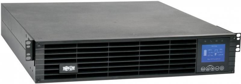 ИБП Tripplite SmartOnline SUINT2200LCD2U 1980Вт 2200ВА черный