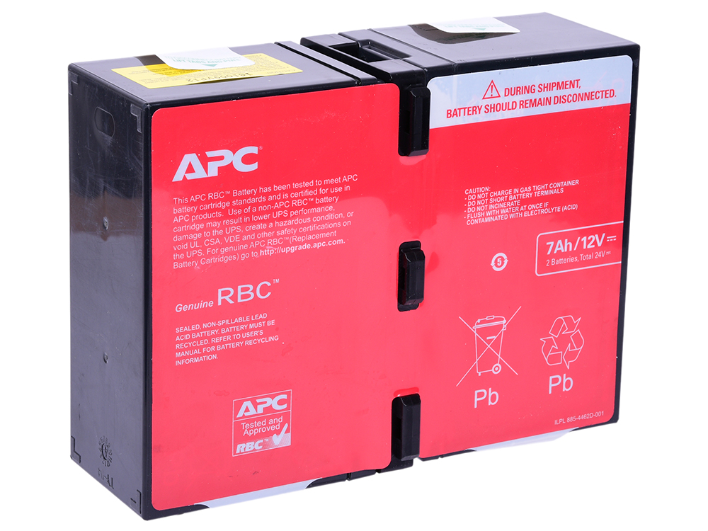 Батарея APC RBC123 apc m10 white