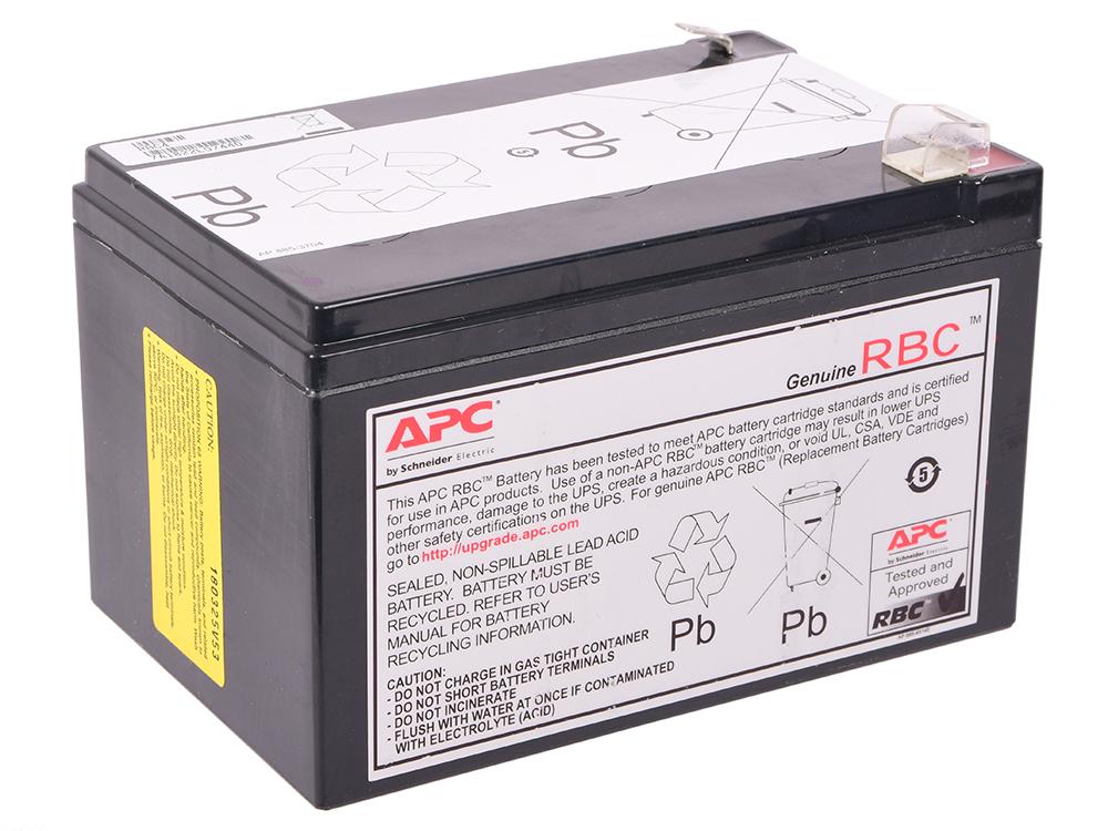 Батарея APC RBC4 для BP650I SUVS650I