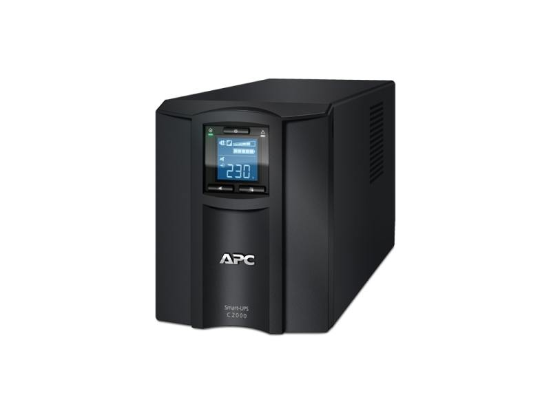 ИБП APC SMART SC 2000VA 1300W SMC2000I ибп apc by schneider electric smart ups c 2000va lcd smc2000i