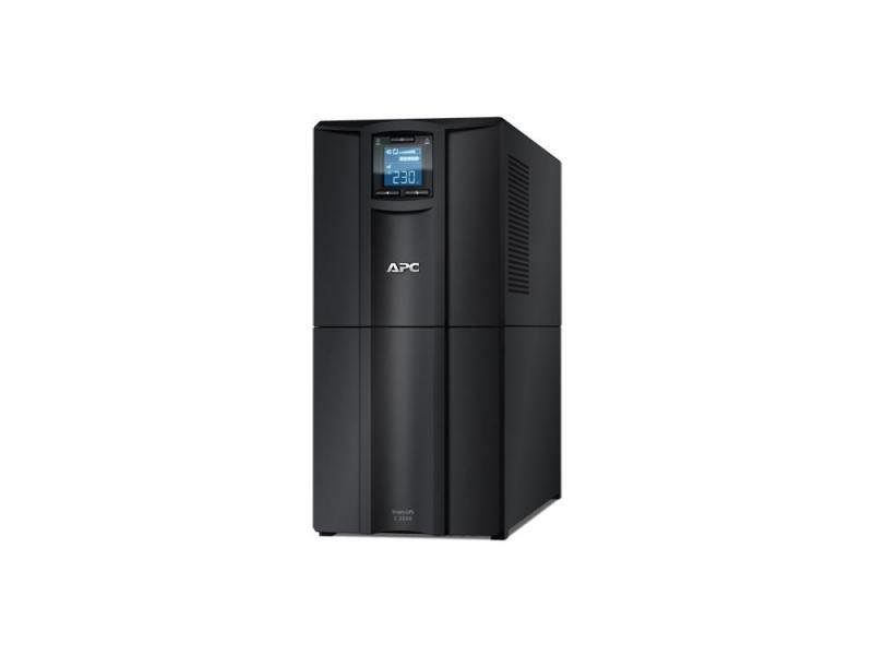 ИБП APC SMART C 3000VA SMC3000I ибп apc smart x 3000va smx3000rmhv2u