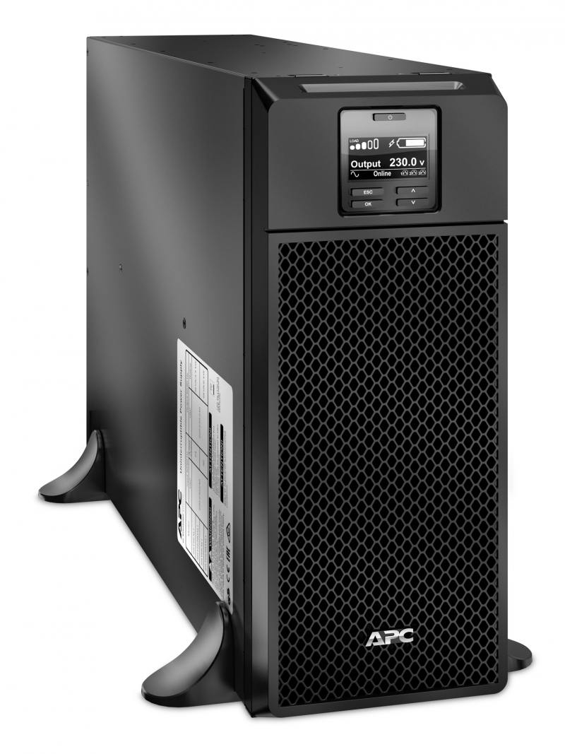 ИБП APC SMART SRT 6000VA SRT6KXLI ибп apc smart srt 5000va srt5krmxli
