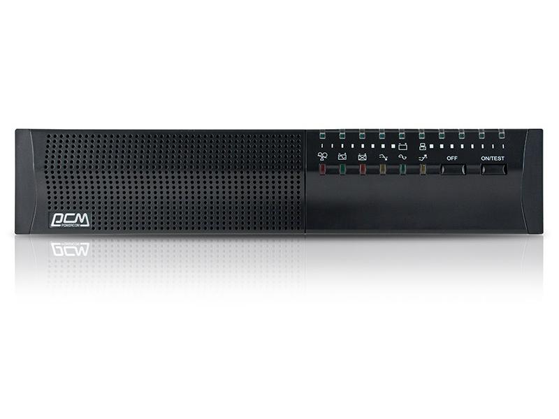 ИБП Powercom Smart King Pro+ SPR-3000 2100Вт 3000ВА черный alpine spr m700w