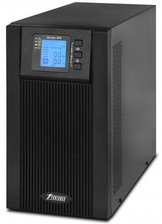 ИБП Powerman Online 3000 plus 3000VA 2400Вт источник бесперебойного питания powerman online 3000 ва