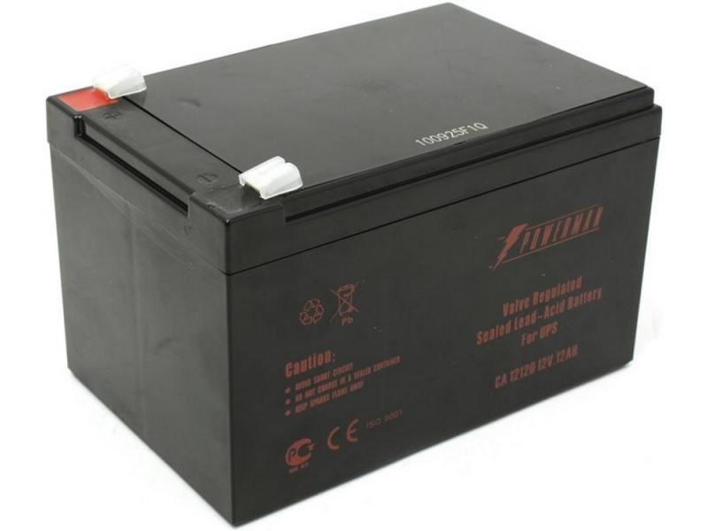 Батарея Powerman CA12120/UPS 12V/12AH батарея 3cott 3c 12120 12v 12ah