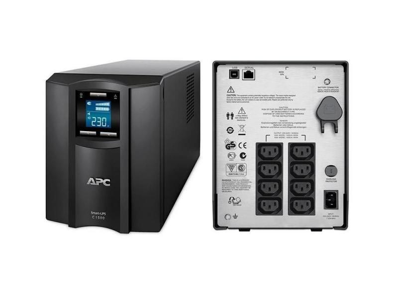 ИБП APC SMART SMC1500I 1500VA все цены