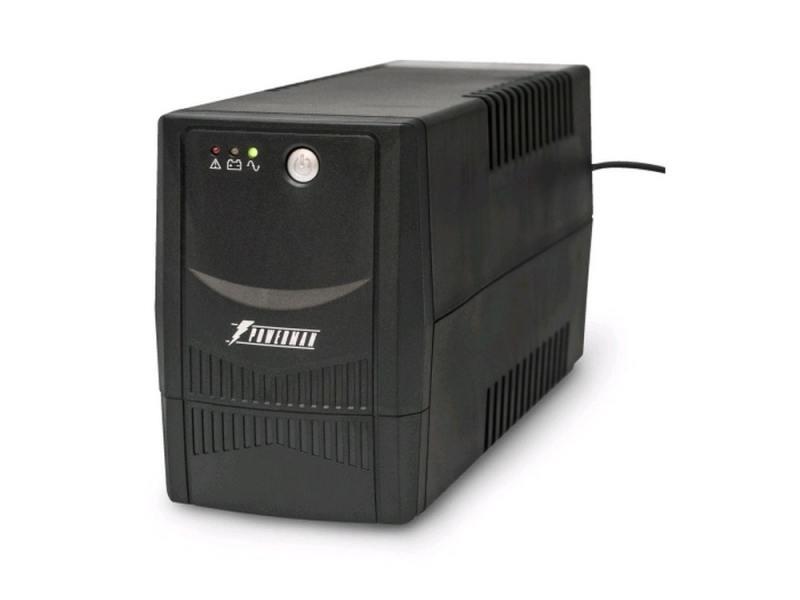 ИБП Powerman Back Pro 800 Plus 800VA 540Вт ибп powerman black star plus 600