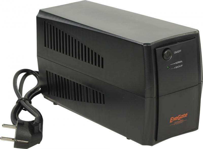 ИБП Exegate Power Back BNB-600 EP244543RUS