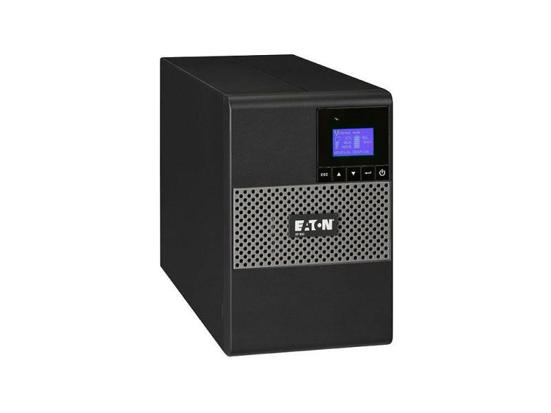 ИБП Eaton 5P 5P850i 850VA черный ибп fsp dp850 850va 480w ppf4801300